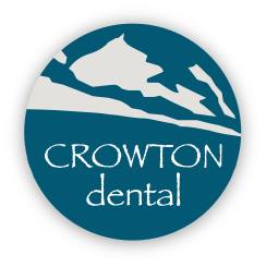 Crowton logo float